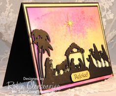 HYCCT Rejoice! by Stamperrobin - Cards and Paper Crafts at Splitcoaststampers