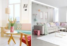 #pastel #livingroom