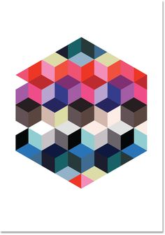 Color Cubic by Rock That Horse.