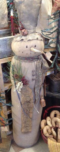 My biggest snowman yet Created and Handmade by me Seasonal Prims