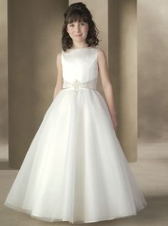 simple first communion dresses - Google Search
