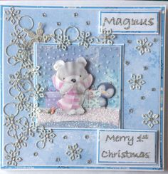 Linda Whitton Your Cards, Merry, Display, Frame, Home Decor, Floor Space, Picture Frame, Decoration Home, Billboard