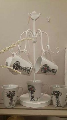 Mooiste koffiebekers OOIT!!!!!