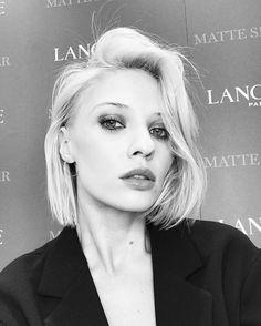 """Polubienia: 255, komentarze: 4 – Magda Samborska (@rebellookblog) na Instagramie: """"Jaki kolor matowej pomadki @lancomeofficial wybrał dla mnie ich makijażysta? Odpowiedź na…"""""""