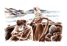 Faruk Kutlu, sürgün, Karadeniz kıyıları