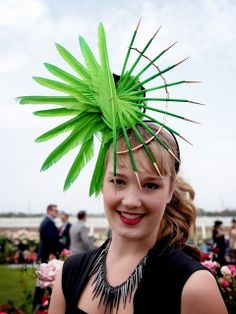 Oaks Day Millinery 2013