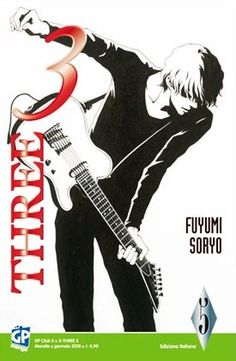 Three by Fuyumi Souryo 3 Three, Anime Comics, Shoujo, Manga Anime, Third, Novels, Quotes, Fiction, Romance Novels