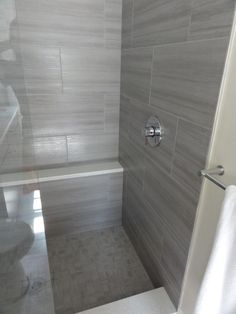 Contemporary Oasis In Naperville Il Large Shower With