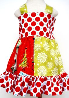 2 of a Kind...Holly Jolly Santa.....Momi boutique