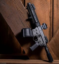 """Via @cornbred15  @spikes_tactical receiver set cerakoted tungsten 9"""" rail lpk and BCG. @noveske_llc pig. @rainierarms 7.5"""" barrel. @magpul mag with @magpod @phase5weaponsystems EBRV2 bolt release and pistol buffer tube. #ar #ar15 #arpistol #ar15pistol #weaponsdaily #weaponsfanatic #weaponsfanatics #rainierarms #rifleholics #igmilitia #instaguns #proud2protect #phase5tactical #phase5weaponsystems #magpul #sprk #sickguns #sickgunsallday #spikestactical #spikes_tactical #gunsdaily #gunporn…"""