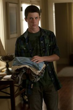 Dylan Minnette cast as Jerry, Mellie and Fitz's son on Scandal