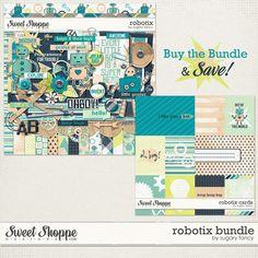 Robotix Bundle by Sugary Fancy