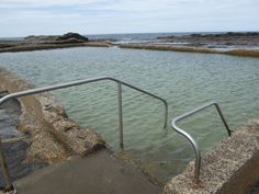 Werri Beach Rock Pool near Gerringong