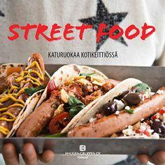 Street Food Reseptivihko - Uutiset - Haugen-Gruppen
