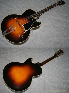 1953 Gibson ES-175 #vintageandrare #vintageguitars #vandr