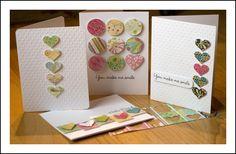 gorgeous cas cards
