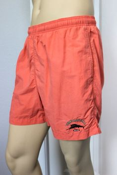 TOMMY BAHAMA Relax Men's Coral Mesh Lined Swim Trunks Shorts Size M #TommyBahama #SwimTrunks