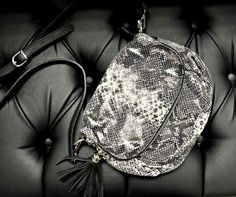 Stunning snake bag now available at Fashion Backpack, Snake, Backpacks, Bags, Handbags, A Snake, Backpack, Snakes, Backpacker