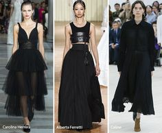 Left (just a little more covered on bottom) Spring/ Summer 2017 Color Trends: Black)