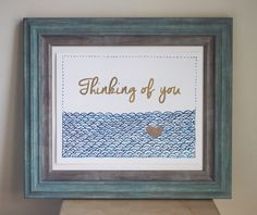 printableThinking of you, watercolor and typography. by AmoryPapel on Etsy