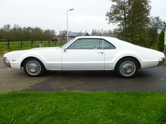 Oldsmobile - Toronado coupe - 1967