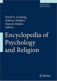 Encyclopedia of Psychology and Religion, 2 Volume-Set