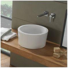 Scarabeo Bucket Aufsatzwaschbecken 8808 - MEGABAD