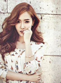 Girls Generations Jessica and more of her gorgeous photos from Vogue Girl