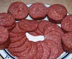 Recipe for Quality Homemade Deer Bologna