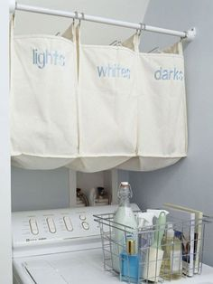Laundry Room Storage Projects