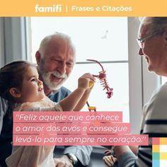 Aproveite cada segundo com seus avós <3  #Avós #vovô #vovó #sabedoria #amomeusavós #família #amor