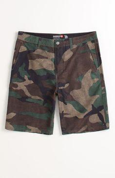 $49.50 Quicksilver Wombat Hybrid Shorts.. staple in your closet my man