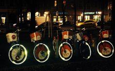 #Bicycles #street