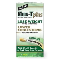 I'm learning all about Mega-t Green Tea Phytosterols at @Influenster!