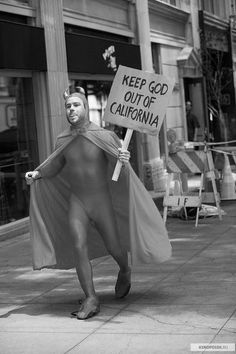 Keep god out of California