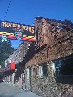Indiana University & Mother Bear's Pizza - Bloomington, Indiana.