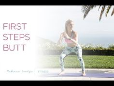 First Steps Butt | Rebecca Louise - YouTube