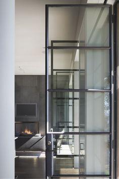 I am in love with steel doors