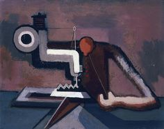 Theodore Roszak (1907-1981) - Artists - Michael Rosenfeld Art