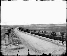 Panorama of Moore Park, taken from corner of Moore Park Road and Fitzroy Street, Surry Hills ... 1870-1875 ... American & Australasian Photographic Company