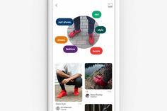 Pinterest Lens é a ferramenta anunciada pela plataforma de imagens e boards para dar um passo além da simples classificação e busca de imagens dentro de sua rede, como parte do Visual Discovery, lema da marca.    O Lens permite aos usuários fotogr...