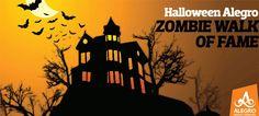 """""""The Walking Dead"""" inspira desfile Zombie nos Centros Comerciais Alegro"""