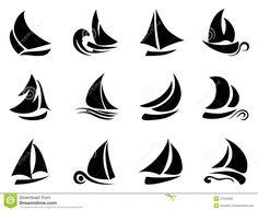 simbolo-della-barca-vela-27522608.jpg (1300×1065)