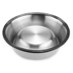 Stainless Steel No tip No Slip Puppy Dog Food Bowl Pet Water Bowl Dish * Want to know more, click on the image. (This is an affiliate link and I receive a commission for the sales)