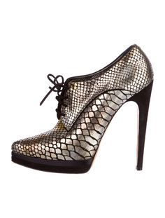 Casadei Platform Booties - Shoes - CEI20229   The RealReal