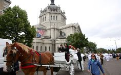 Castile funeral at St. Paul cathedral sign of mercy for family, mourners | National Catholic Reporter