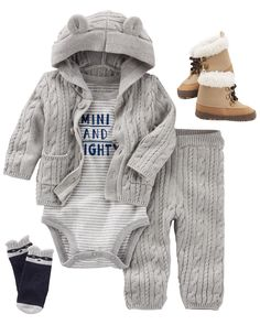 415227069 Baby Boy OKF17JULBABY4 | Carters.com Everything Baby, Baby Boy Outfits,  Toddler Outfits