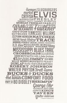 Mississippi, Alabama - x Print Arkansas, Louisiana, Tennessee - x Frame not included. *This Design is property of Snapshot Publishing LLC (d/b/a Social South) and may not be used by any Second Party without permission. Southern Pride, Southern Belle, Mississippi State, Mississippi University, Natchez Mississippi, Blues, Tennessee Williams, Ole Miss, My Roots
