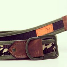 Reatas NoProject disponibles en @pilatosstore  #belts #fashion #camo #men #style #ss