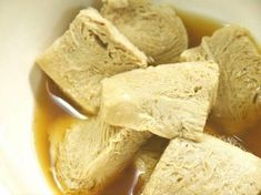 Discover step by step How to Make Yuba-Style Simmer with Frozen Firm Tofu in your home. Make yours and serve Yuba-Style Simmer with Frozen Firm Tofu for your family or friends. Firm Tofu Recipes, Petit Cake, Shortcake Recipe, Fried Chicken Wings, Sponge Cake Recipes, Steamed Buns, Chiffon Cake, Cake Flour, Great Recipes